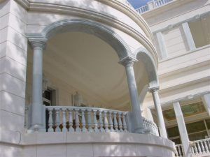Balcon Columnas